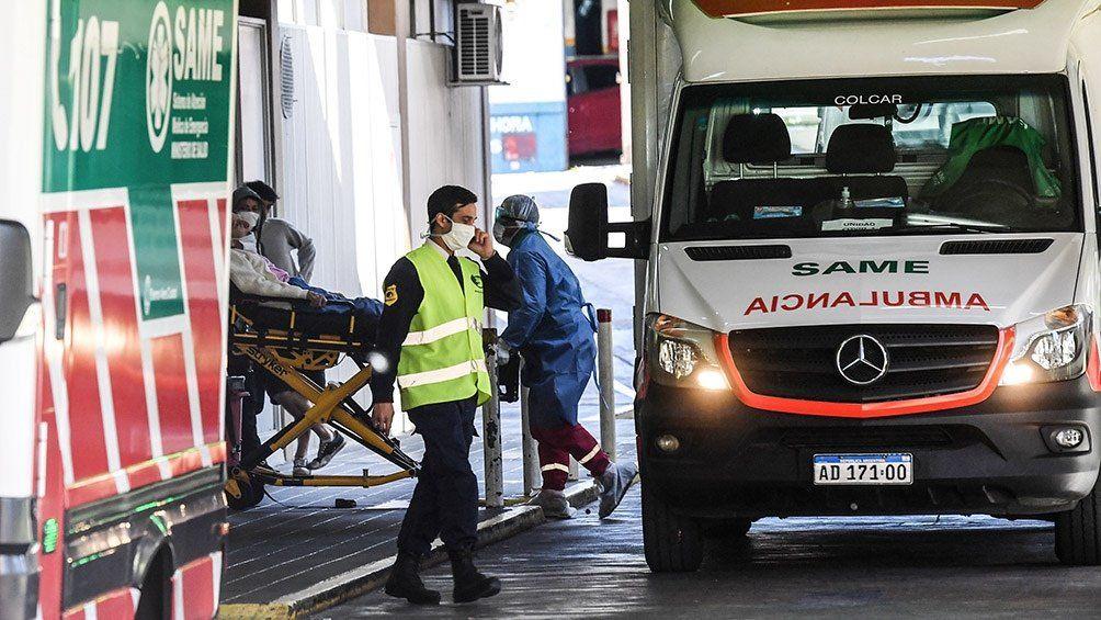 Coronavirus en Argentina: Se superó el millón de casos de coronavirus y hoy hubo 451 decesos