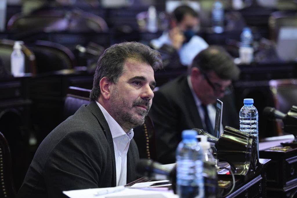 Diputados aprueba fondo de $5000 millones para obras, por iniciativa de Ritondo