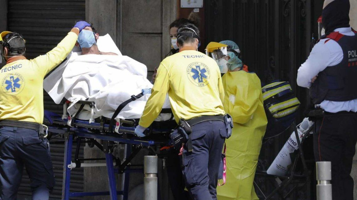 Se disparan los casos de coronavirus en España: 1.772 en las últimas 24 horas