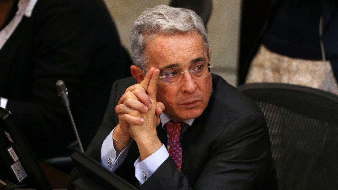 Coronavirus: Álvaro Uribe da positivo en su primer día de detención domiciliaria