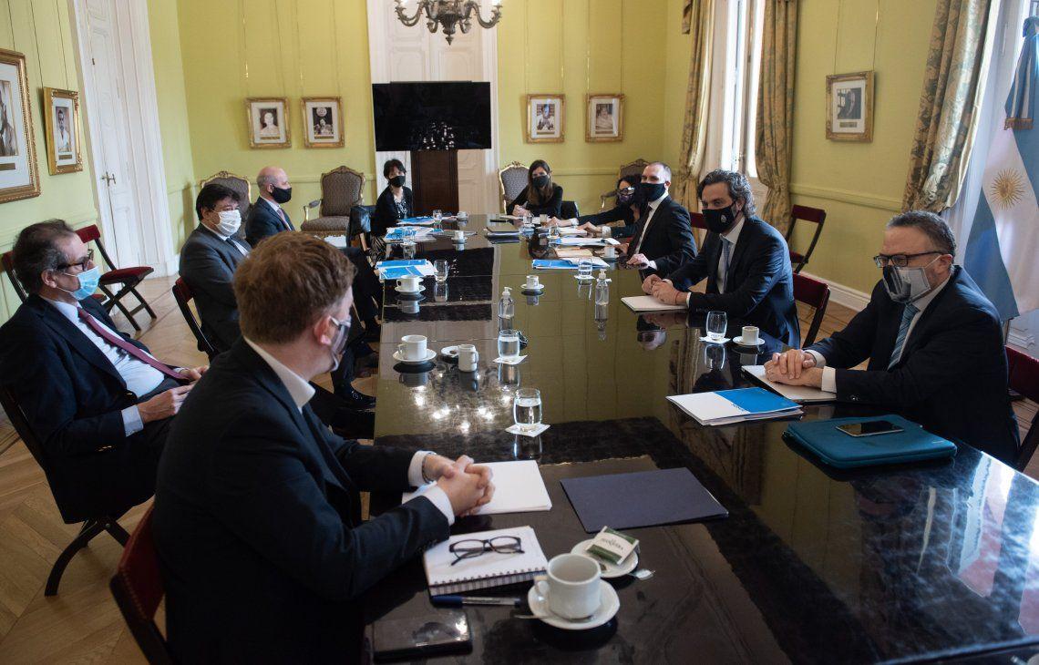 En la reunión de ayer se discutieron las nuevas condiciones de inscripción de las empresas que participan en el ATP.