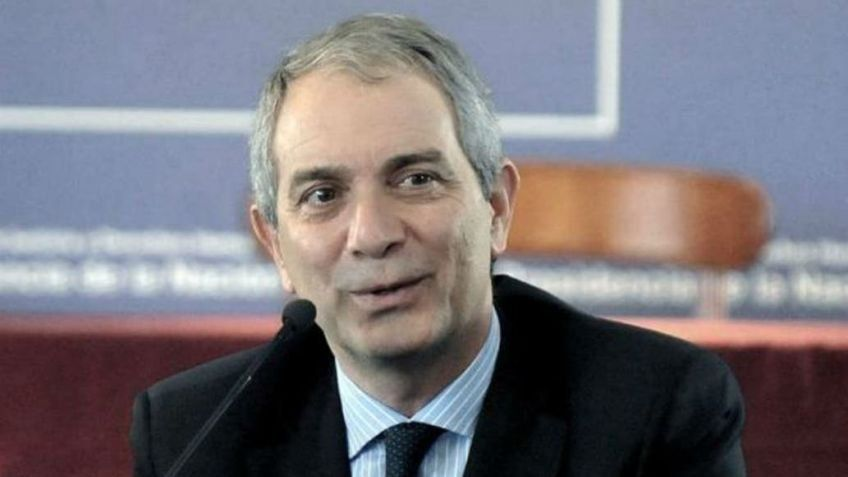 El Ministro Julio Alak visitó obras del Polo Judicial Avellaneda-Lanús