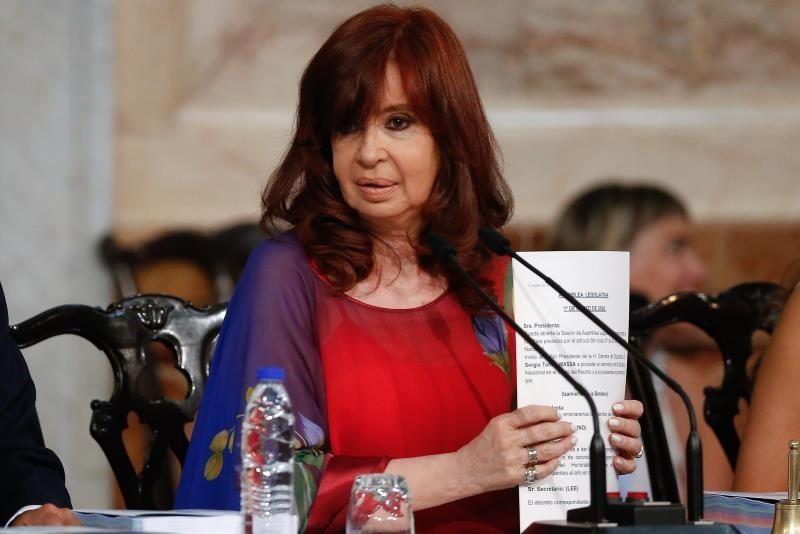 Cristina Kirchner: No hay argentino más impune que Mauricio Macri