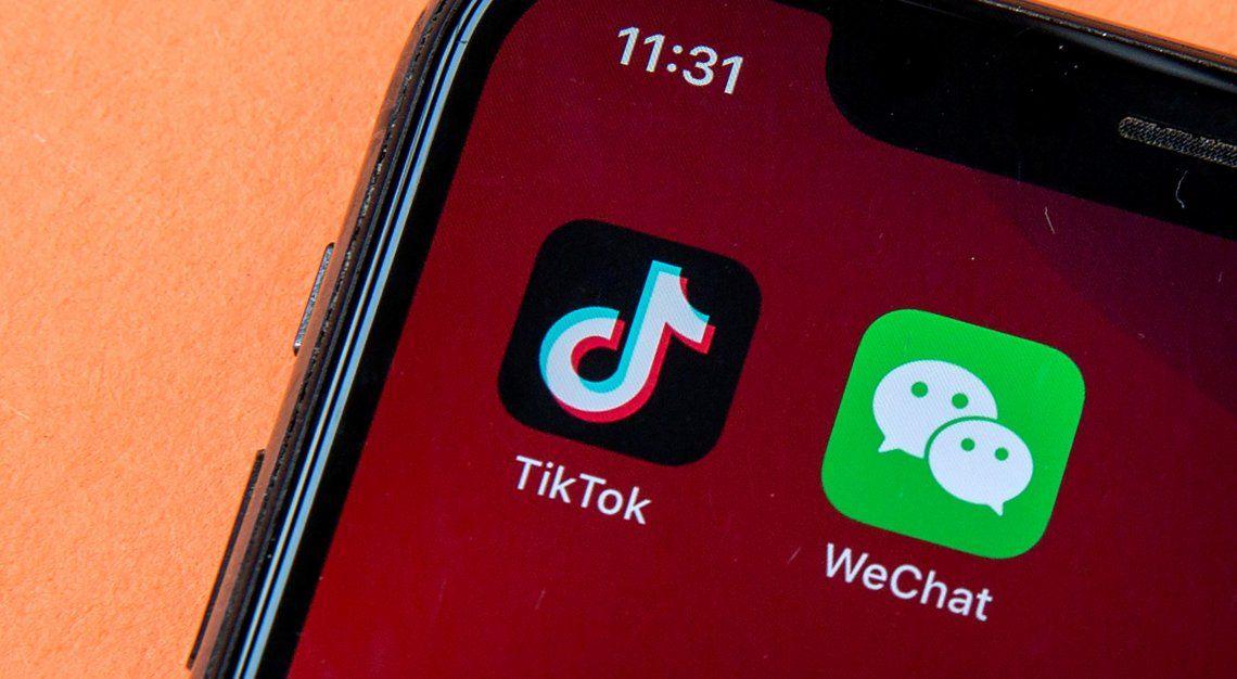 El gobierno de Trump prohibirá TikTok y WeChat en Estados Unidos