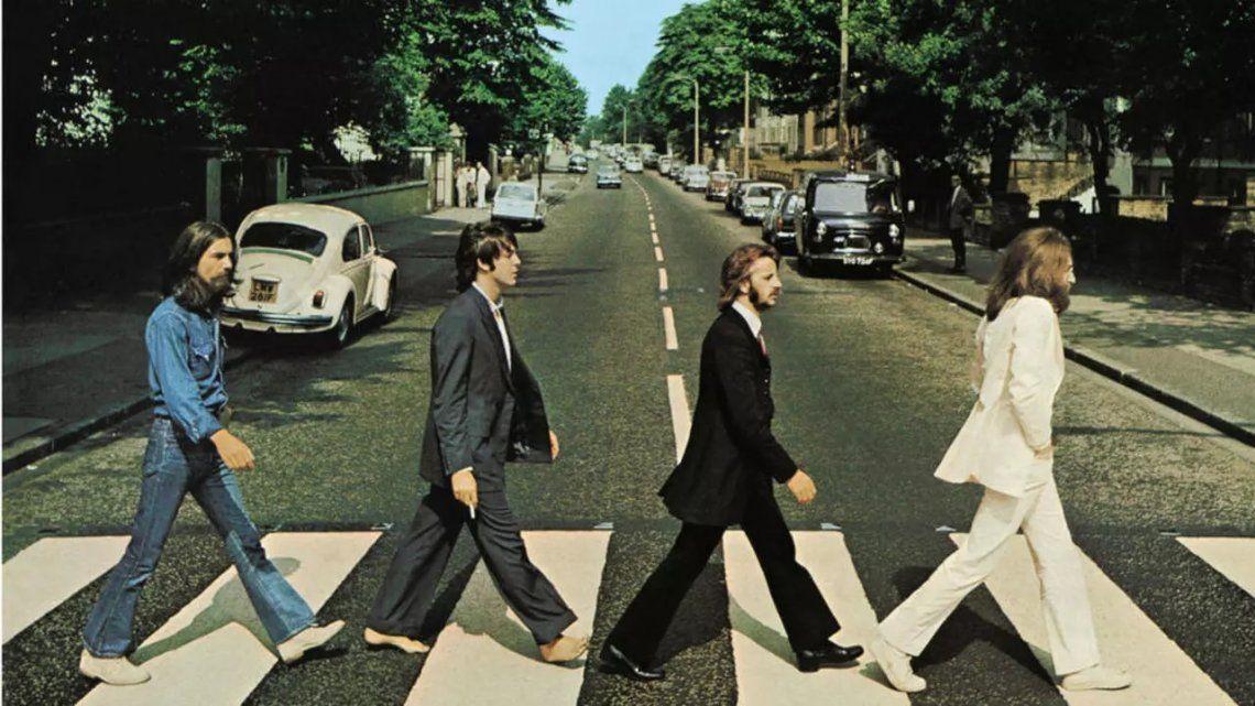 Abbey Road: 51° aniversario de la imágen de Los Beatles que se convirtió en símbolo de la cultura pop