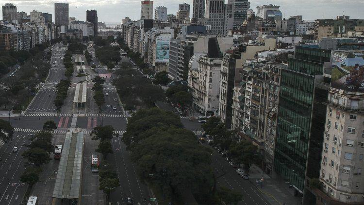 Un departamento de dos ambientes en la Ciudad cuesta $ 24.549 por mes.