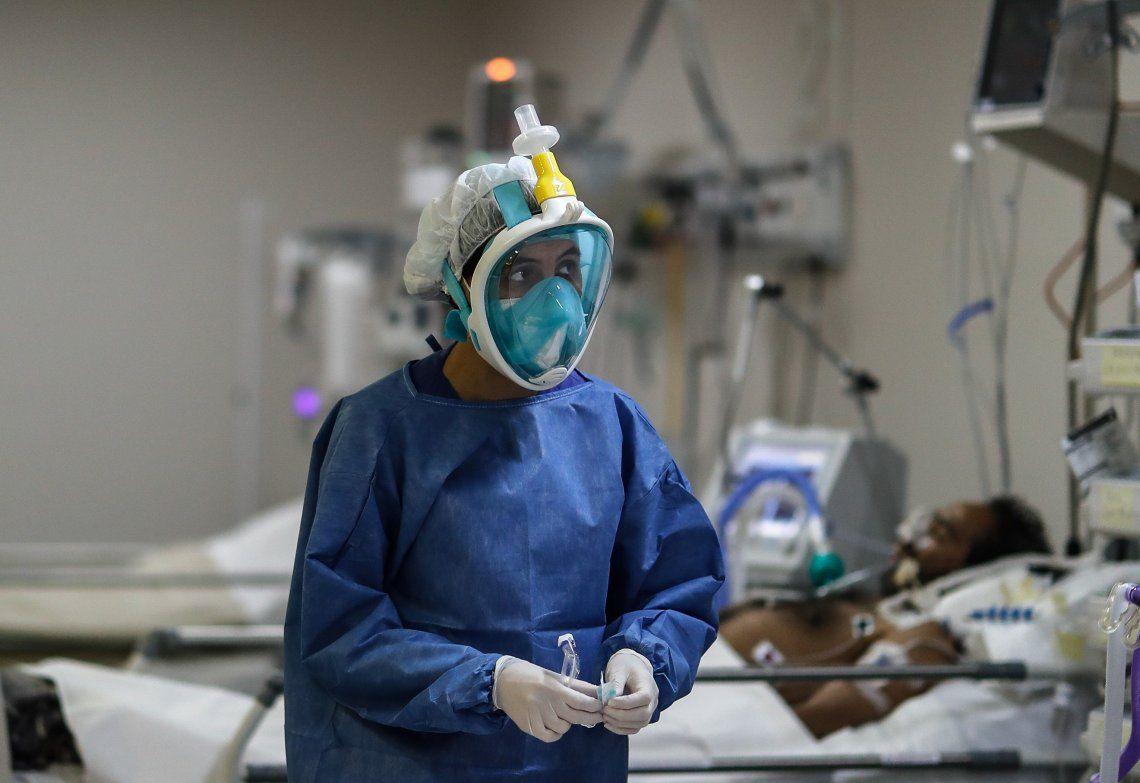 Controles en el Hospital del Bicentenario