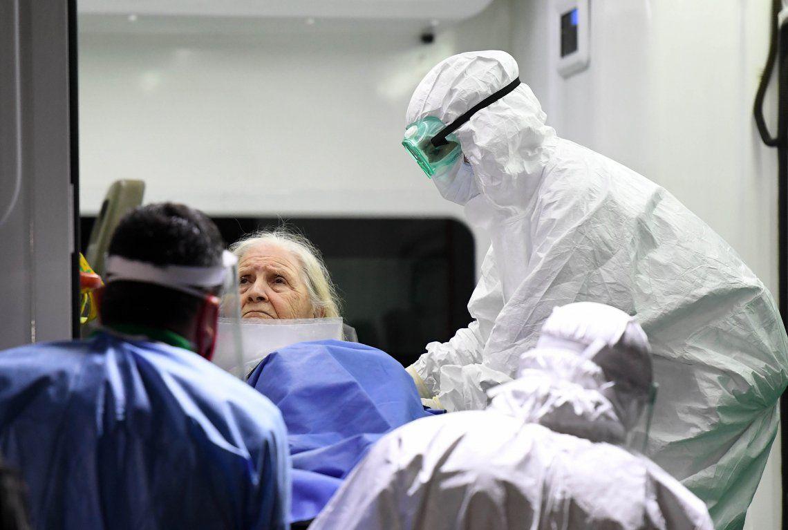 Las secuelas que puede dejar el coronavirus en pacientes críticos