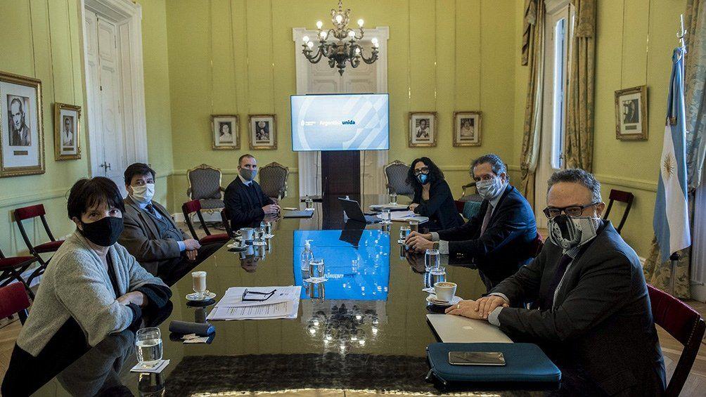 Gabinetes temáticos: El Gobierno hace foco en la recuperación económica