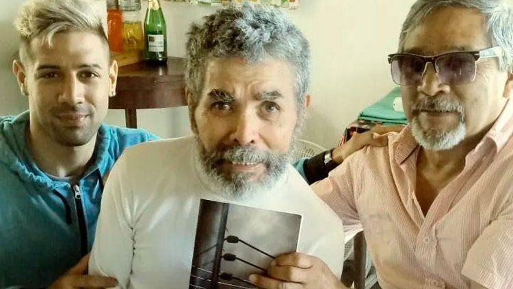Sergio Víctor Palma, tras 40 años, y una historia de amistad