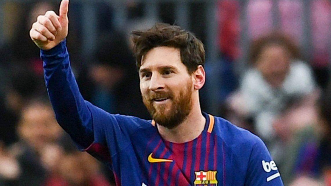 De Lionel Messi para su Rosario natal: el astro mundial donó 50 respiradores