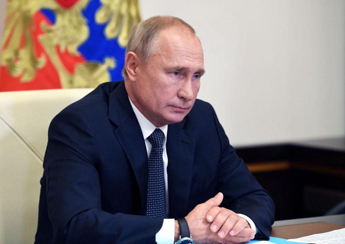 Rusia ya registró la vacuna contra el COVID-19