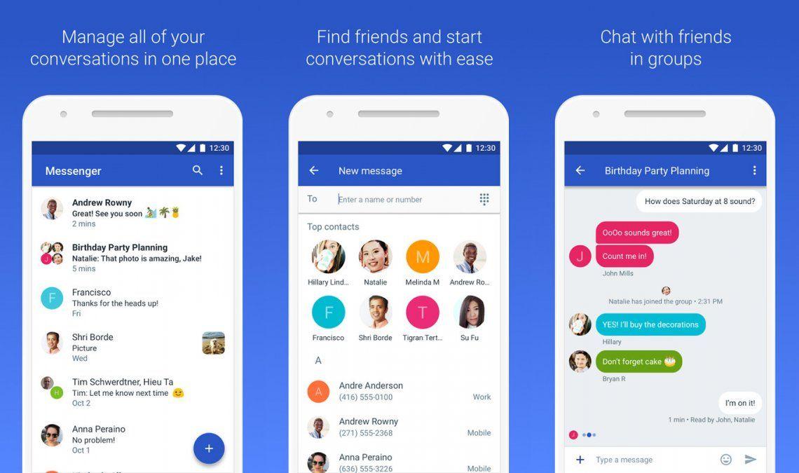 Google prepara una aplicación que hará temblar a Zoom y WhatsApp