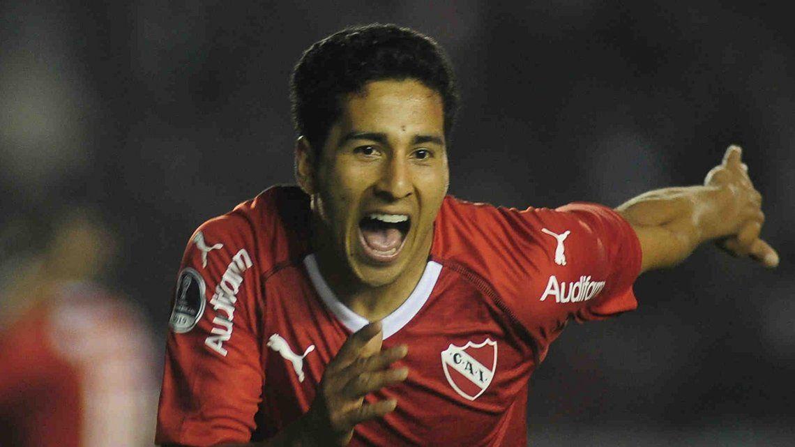 Independiente confirmó la venta de Cecilio Domínguez a la MLS