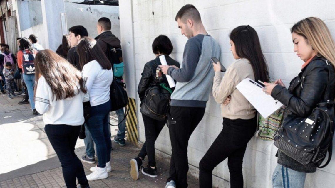Durante el último trimestre de 2020 la tasa de desempleo alcanzó 11%.