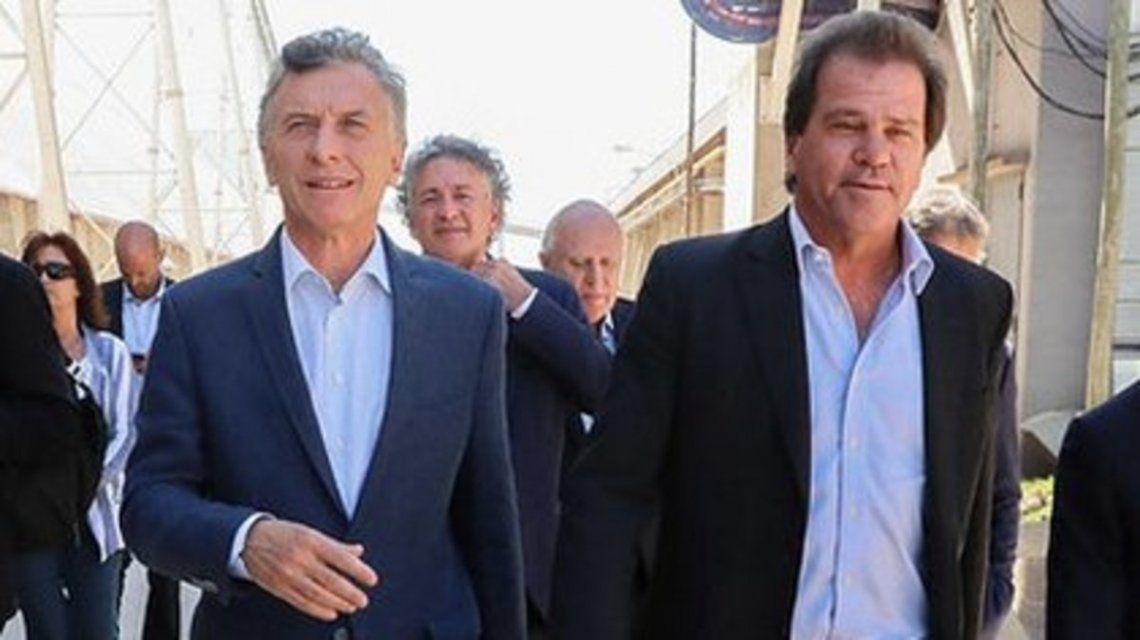 Macri destacó a Nardelli como un apasionado por el hacer