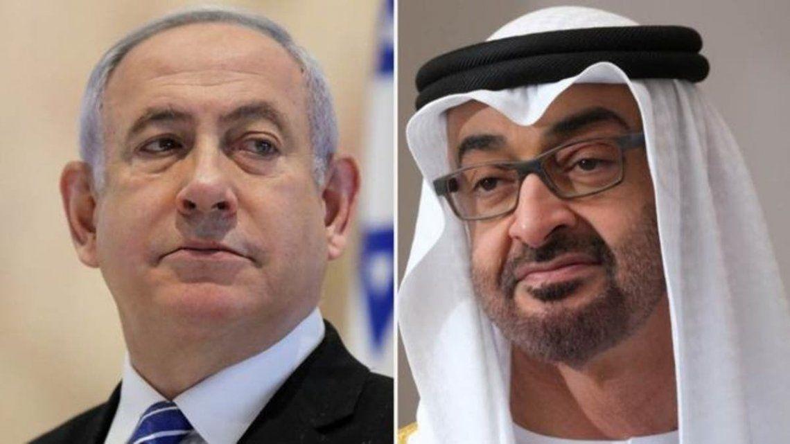 Israel firma con Emiratos Árabes un histórico acuerdo de paz y establecerán relaciones diplomáticas