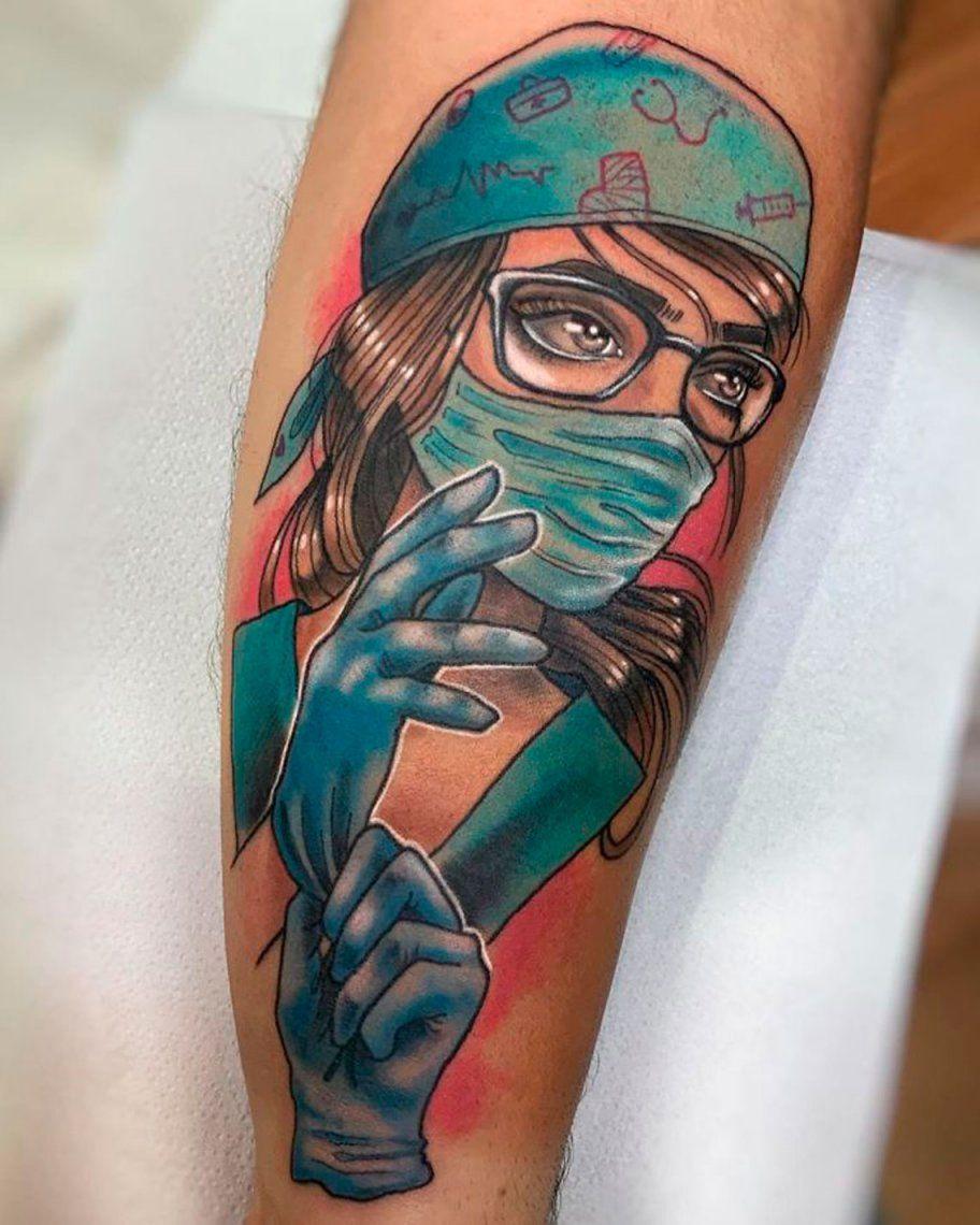 Los mejores tatuajes en épocas de coronavirus