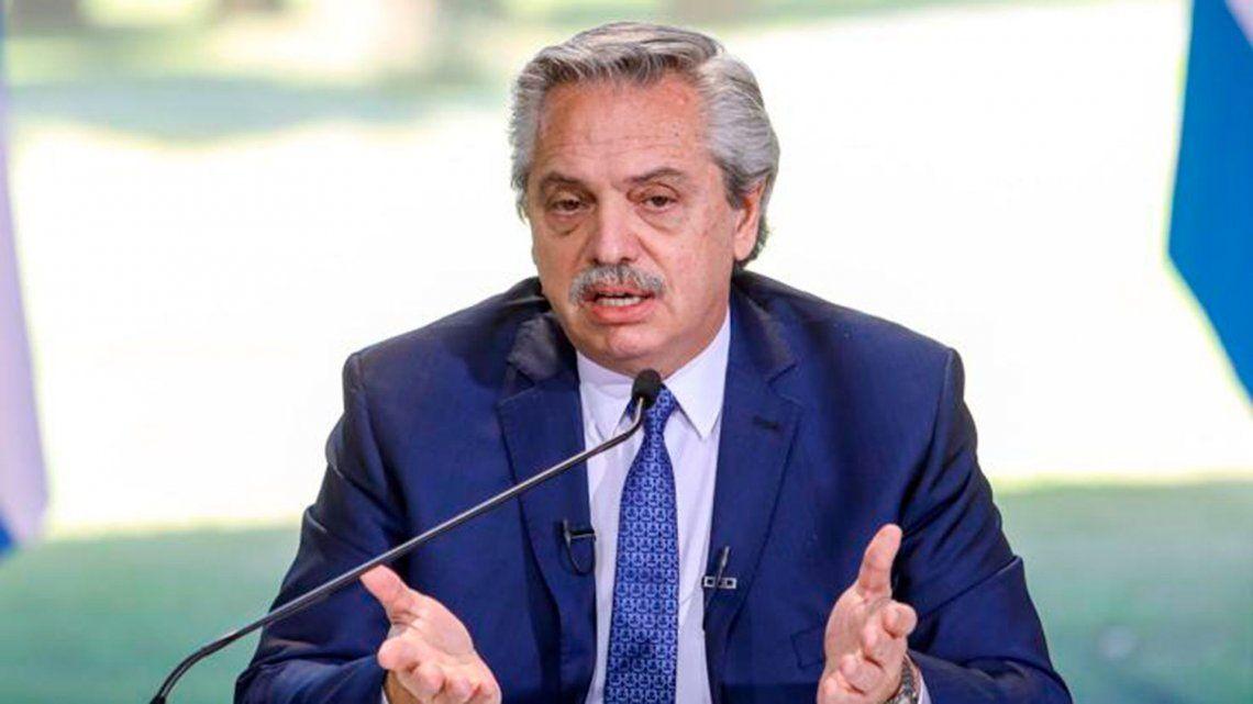 Alberto Fernández anunció la extensión del aislamiento hasta el 30 de agosto: Estamos muy lejos de haber resuelto el problema