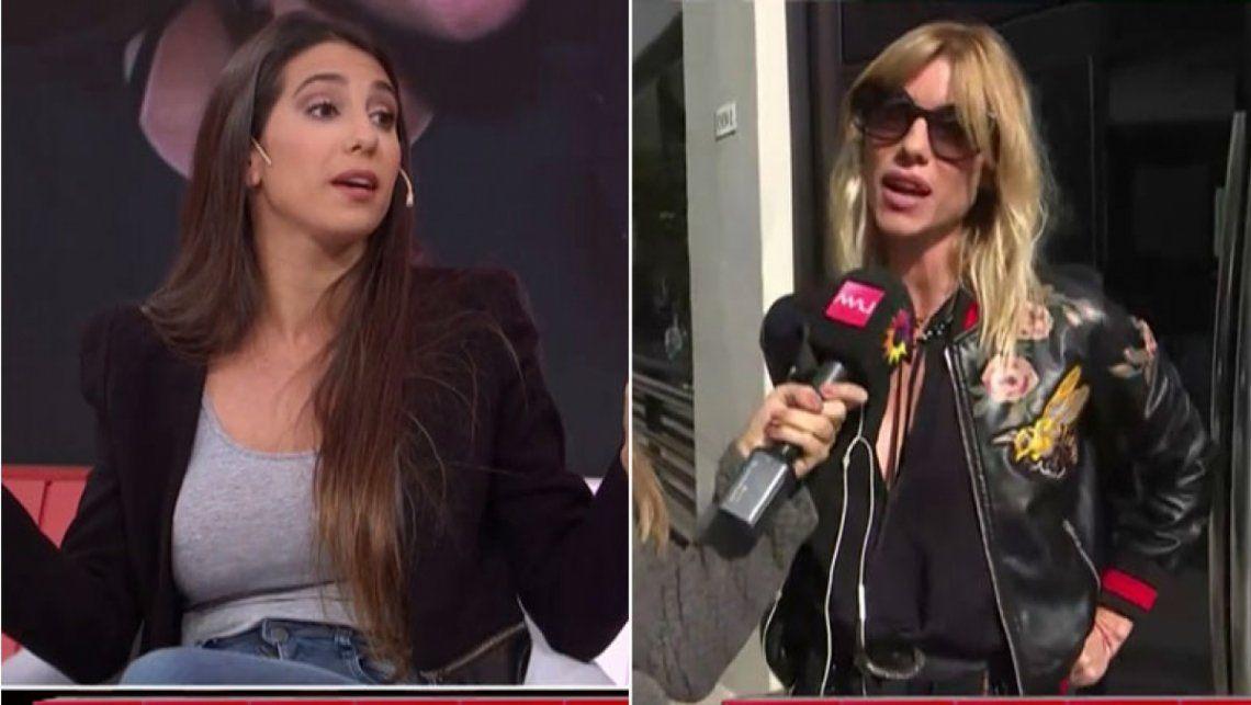 Nicole y Cinthia, en una nueva pelea en las redes