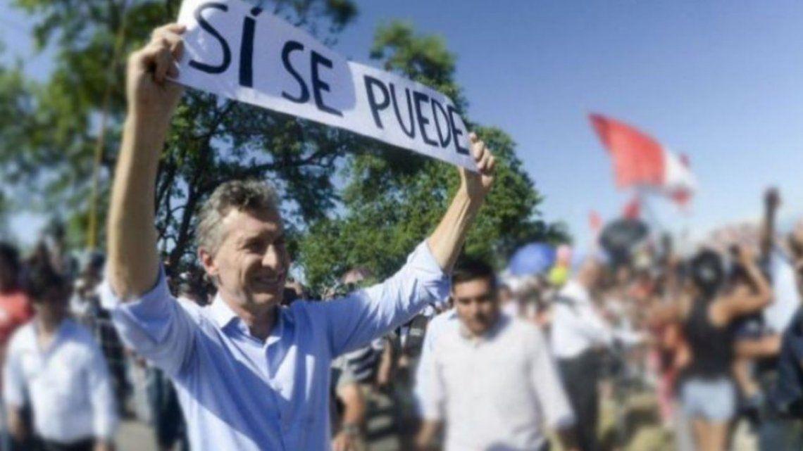 Con Macri en Francia, todos al banderazo por la libertad