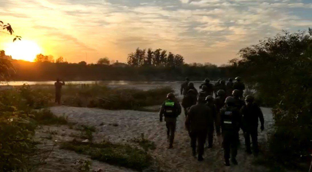 El  Gobierno reforzó la seguridad en la  frontera entre Salta y Bolivia