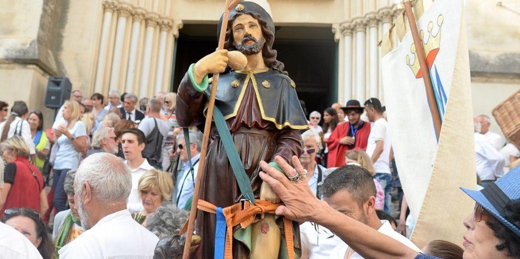 San Roque: Protector contra las pestes y de los perros