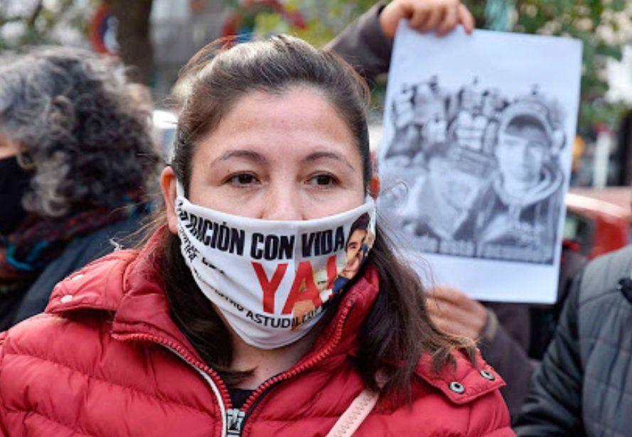 La madre de Facundo Astudillo Castro: Hay muchas posibilidades de que sea él
