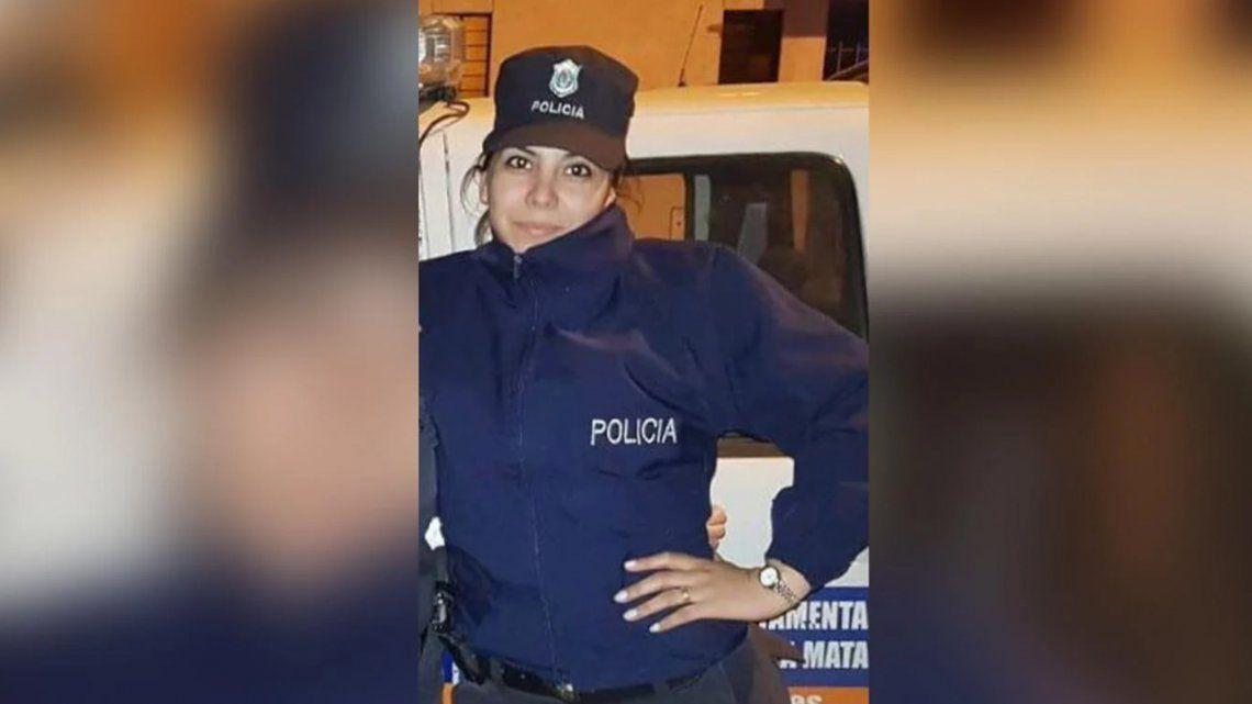 Lucho cada día para volver a caminar, dijo ofical  Rocío Villareal,  baleada en una comisaría
