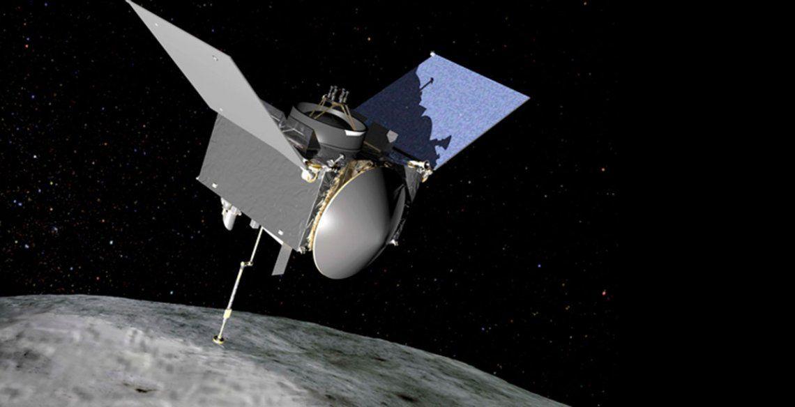 La NASA busca posarse en un peligroso asteroide que se dirige a la tierra