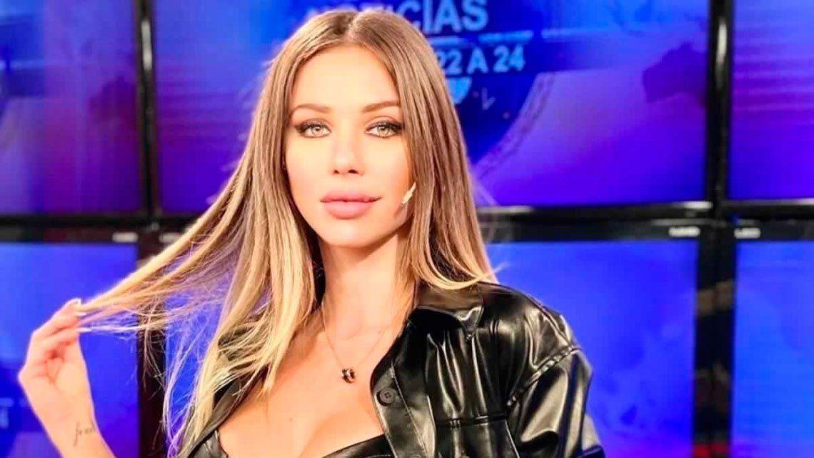 Tras la polémica por la cita del millón, Romina Malaspina recalculó su decisión