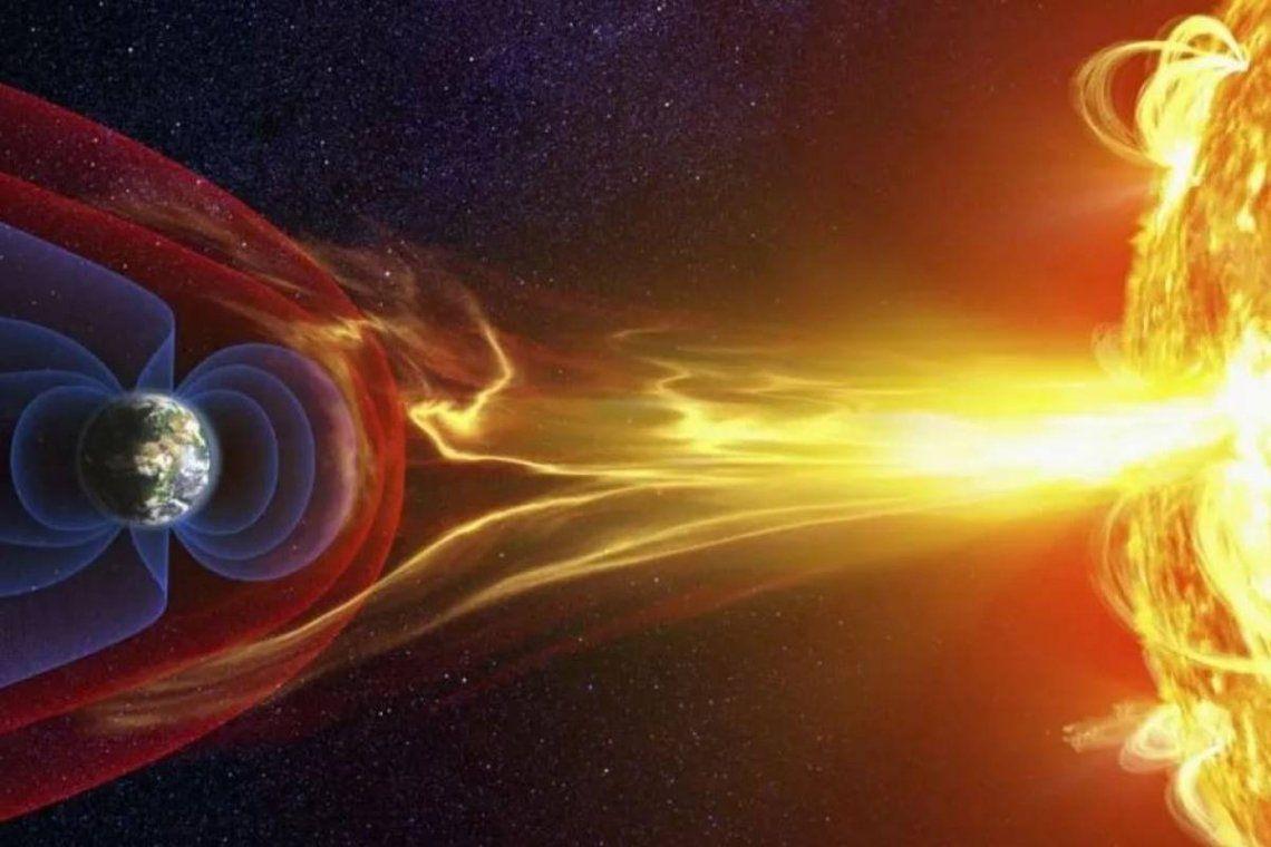 Tormenta solar afectaría a la Tierra entre este jueves y viernes