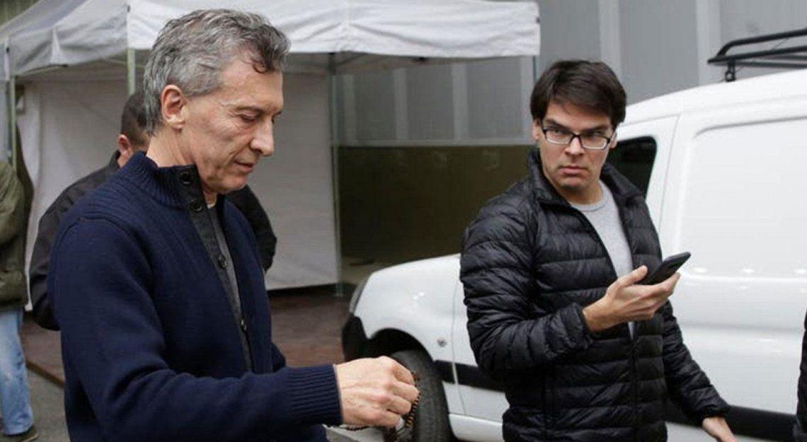 Espionaje ilegal: citan al secretario de Macri y a ex jefes de la AFI