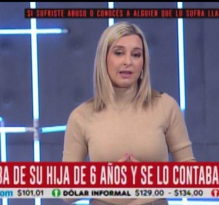 Mariela Fernández dijo que tuvo que recurrir a la terapia para hablar del tema.