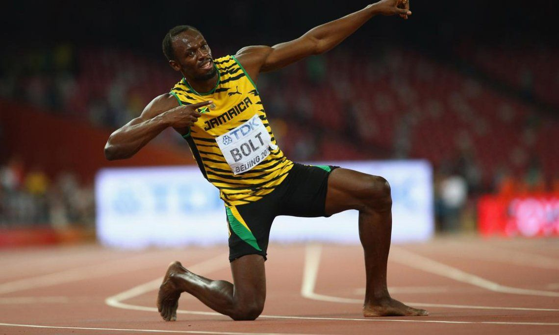 Usain Bolt, el hombre más veloz de Planeta, cumple 34 años