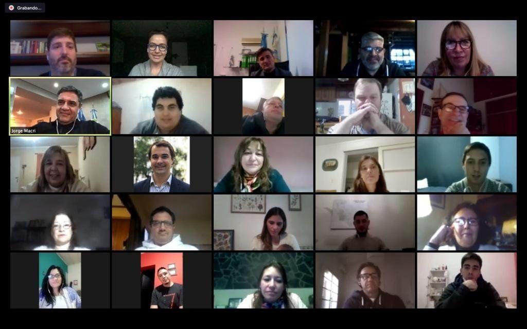 Se lanzó la Escuelita Online del PRO PBA en Gestión Local