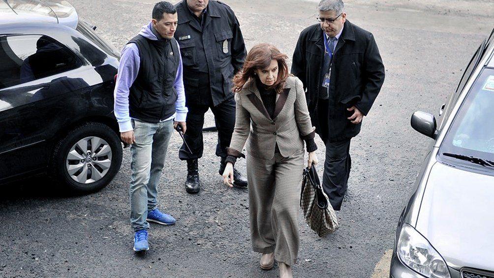 La Cámara Federal dispuso que la causa por espionaje ilegal a CFK pase a Comodor Py