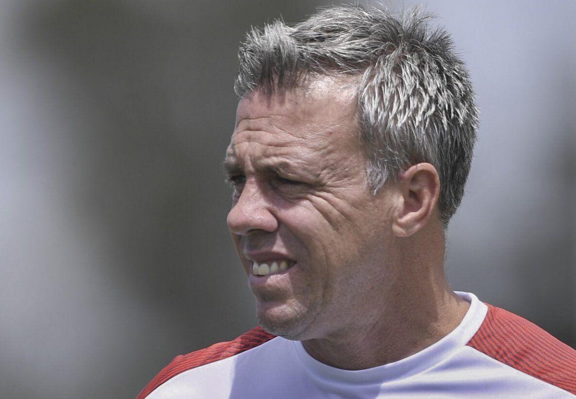 Pusineri quiere al arquero de Boca Agustín Rossi en el arco del Rojo