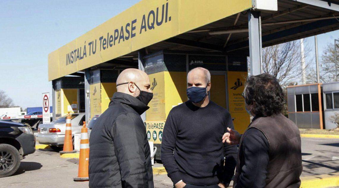 Rodríguez Larreta habló de su proyecto nacional.