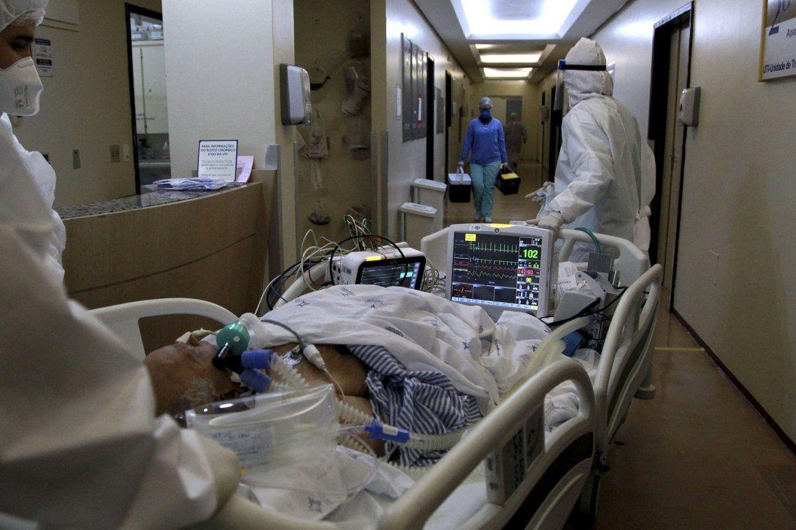 Coronavirus: con 41 nuevos muertos, ya son casi 8.500 las víctimas fatales en Argentina