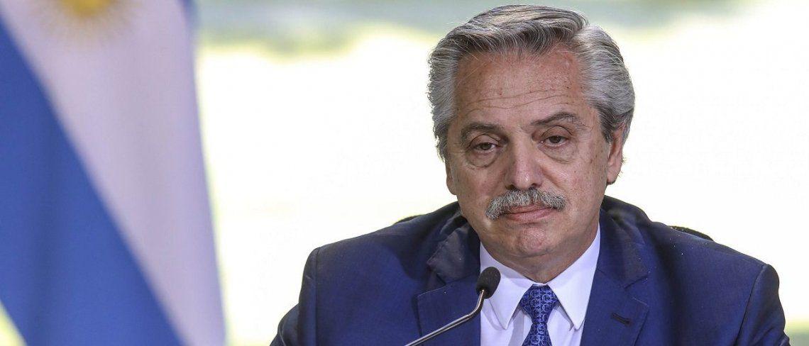 Fernández: A la Argentina le fue mejor con el coronavirus que con Macri