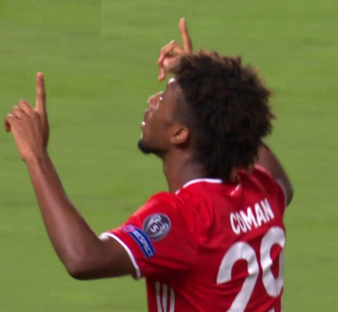 Bayern Múnich impuso la ley del Ex y ganó su sexta copa con gol de Coman