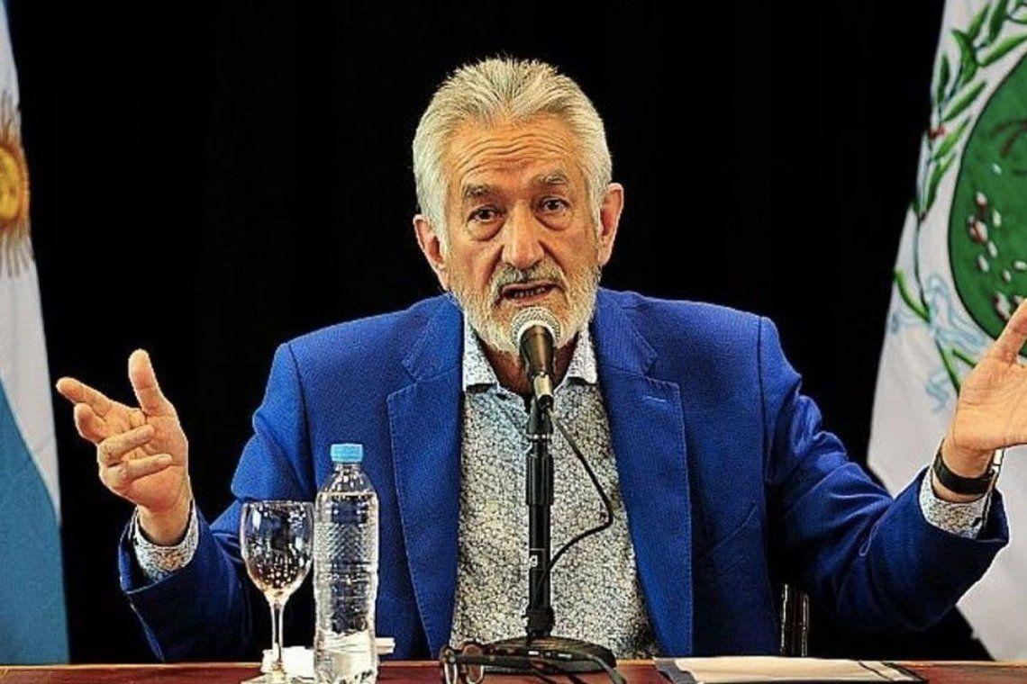 Alberto Rodríguez Saá, lapidario con los porteños: Son insoportables, terribles