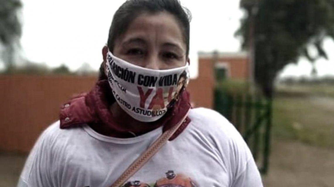 La madre de Facundo Astudillo destacó la sinceridad del presidente