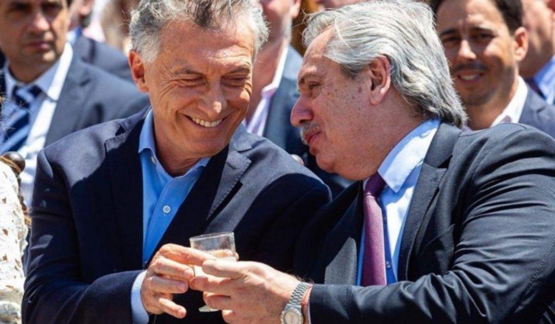 Macri desmintió a Fernández: de ninguna manera dije esas cosas