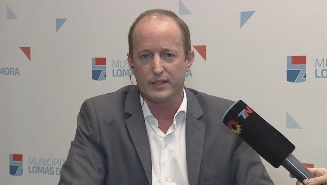 Martín Insaurralde a Macri: Buena, domador de reposeras, contate otro