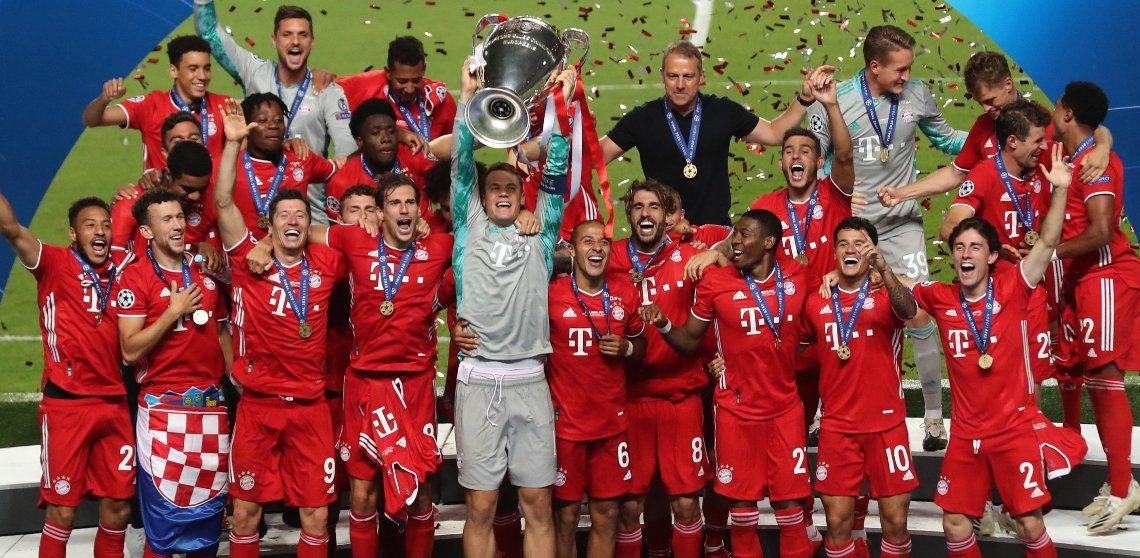 ¿Bayern Munich es una máquina perfecta o exageran?