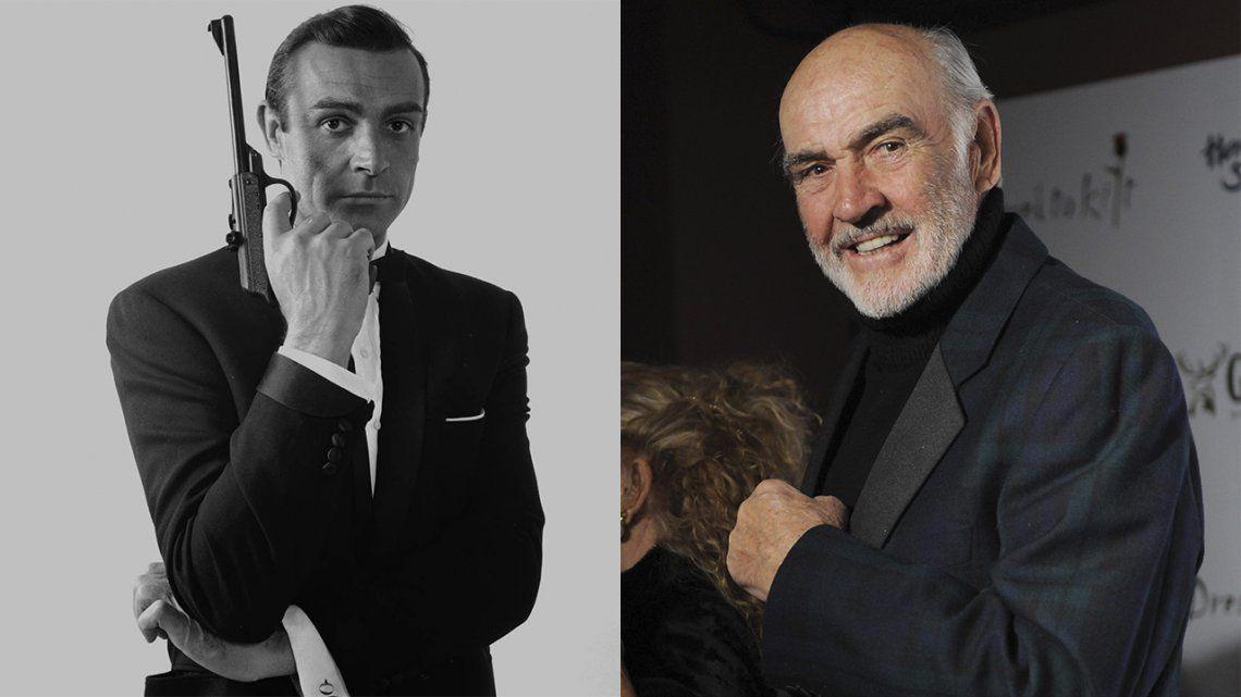 Sean Connery, para muchos el mejor James Bond, hoy cumple 90 años