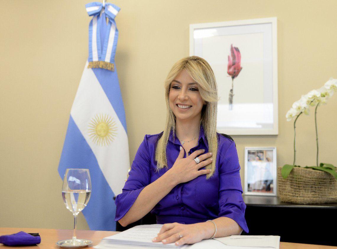 Fabiola Yañez asumió como coordinadora de ALMA, alianza de primeras damas latinoamericanas