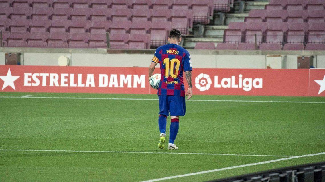Imagino que irá a un club donde sea protagonista , dijo Martín Demichelis